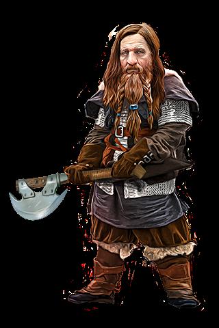 Dwarf – 5th Edition SRD