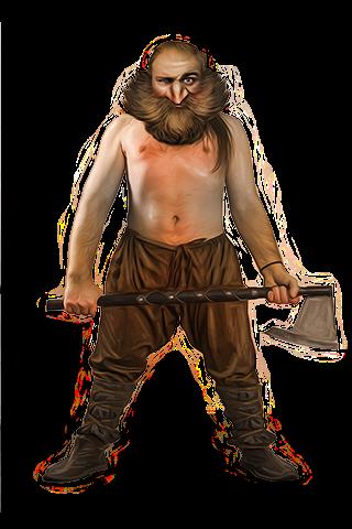 Cleave Through (Combat, Dwarf) – d20PFSRD