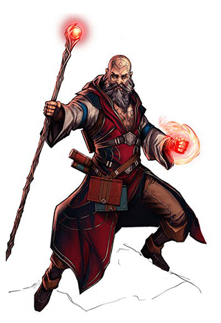 Wizard – 5th Edition SRD
